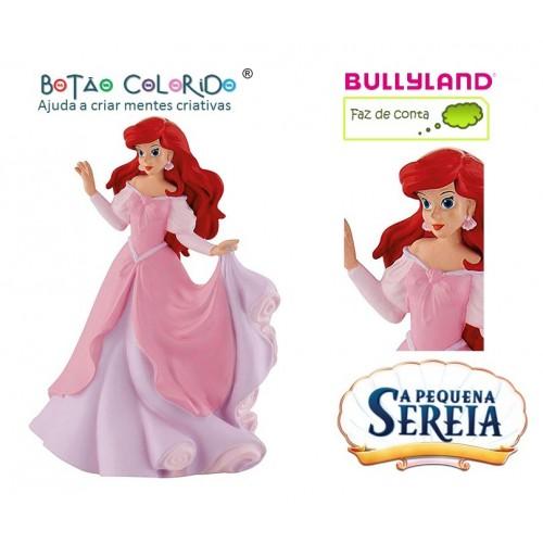 Princesa Ariel (rosa) – Pequena Sereia