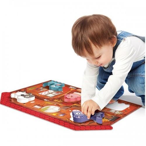 Montessori my first puzzle | QUINTA