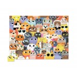Lots of Cats - PUZZLE