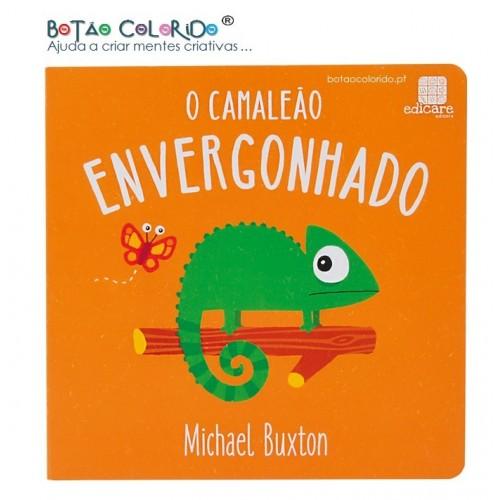 CAMALEÃO ENVERGONHADO