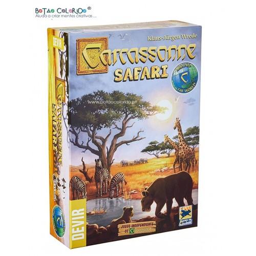 Carcassonne SAFARI