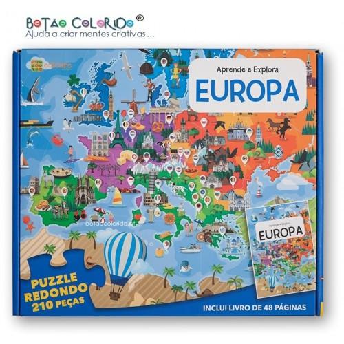 Aprende e Explora: EUROPA
