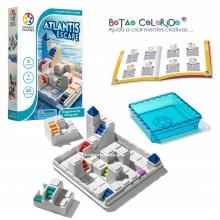 Atlantis Escape - jogo lógica