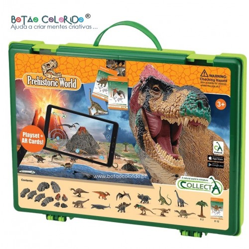 Dinausaurs Play Set