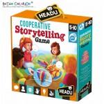 Cooperative Storytelling