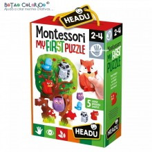 Montessori my first puzzle | FLORESTA