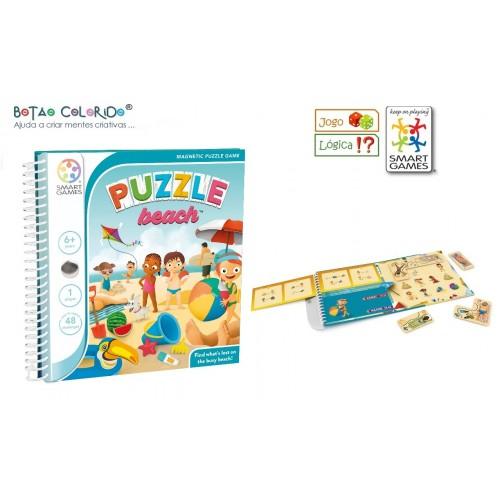 Puzzle Beach - jogo de lógica
