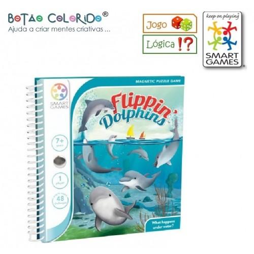 Flippin' Dolphins - jogo de lógica