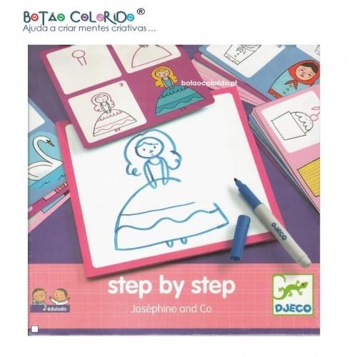 Desenhar passo-a-passo | Jósephine & CO