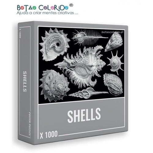 SHELLS| PUZZLE 1000 PEÇAS