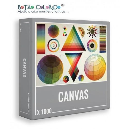 CANVAS| PUZZLE 1000 PEÇAS