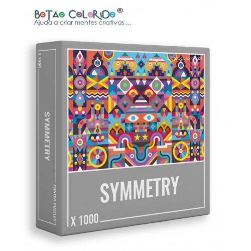 SYMMETRY | PUZZLE 1000 PEÇAS