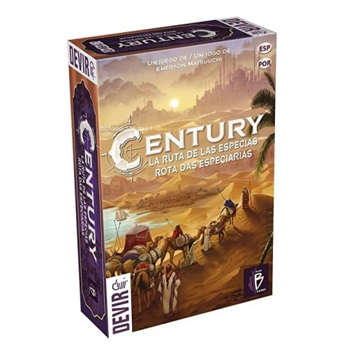 Century – Rota das Especiarias