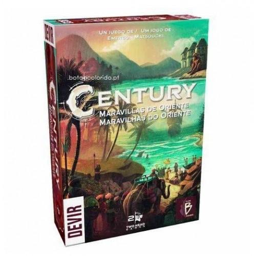Century – Maravilhas do Oriente