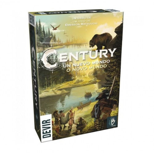 Century – Novo Mundo