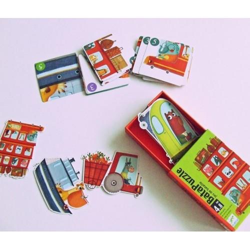 Batapuzzle- Jogo de Cartas