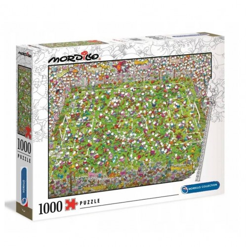THE MATCH - PUZZLE