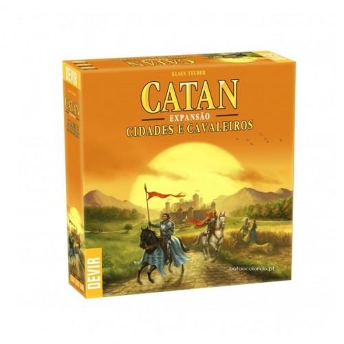 Catan Cidades e Cavaleiros(Expansão)