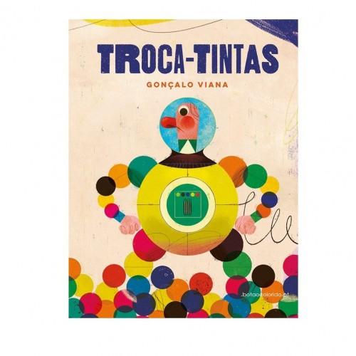 TROCA TINTAS