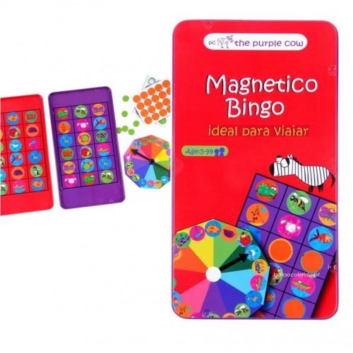 Jogo magnético - Bingo