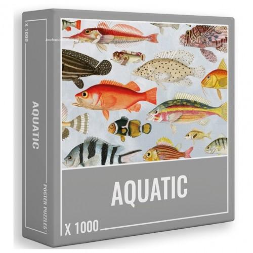 AQUATIC| PUZZLE 1000 PEÇAS