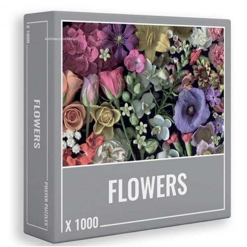FLOWERS| PUZZLE 1000 PEÇAS