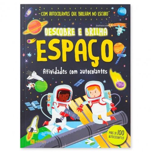 DESCOBRE E BRILHA | ESPAÇO