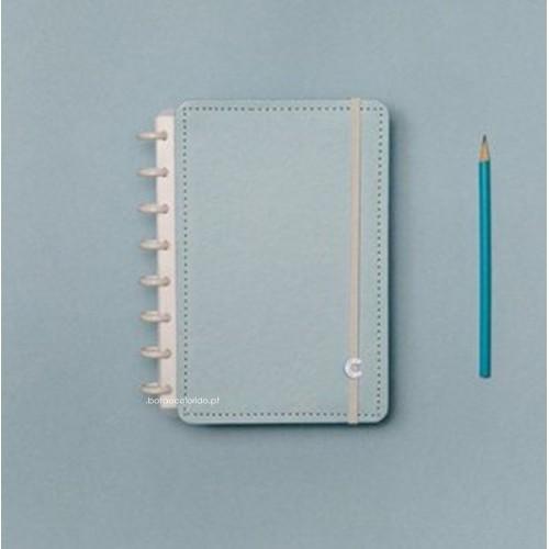 Caderno Inteligente A5 |Azul pastel