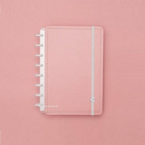 Caderno Inteligente A5 |Rosa pastel
