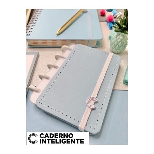 Caderno Inteligente A6 |Azul Pastel