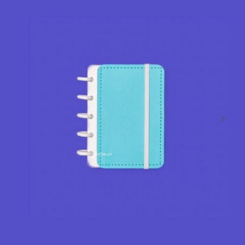 Caderno Inteligente A6 |Azul Celeste