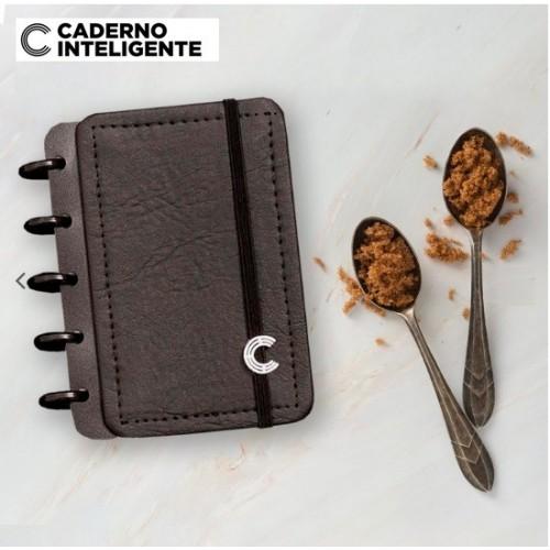Caderno Inteligente A6 |Black Ecológico