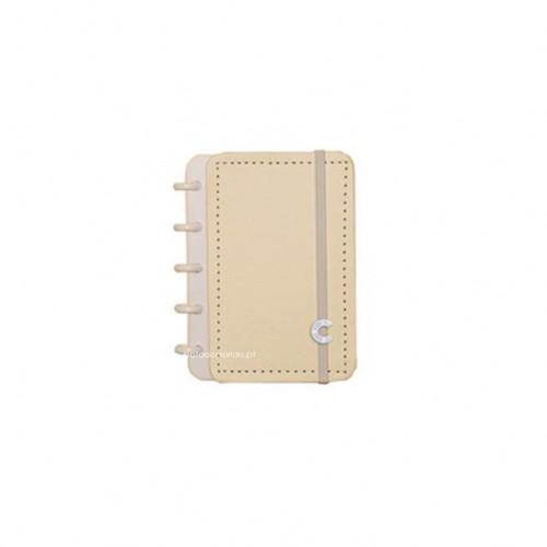 Caderno Inteligente A6 |Amarelo Pastel