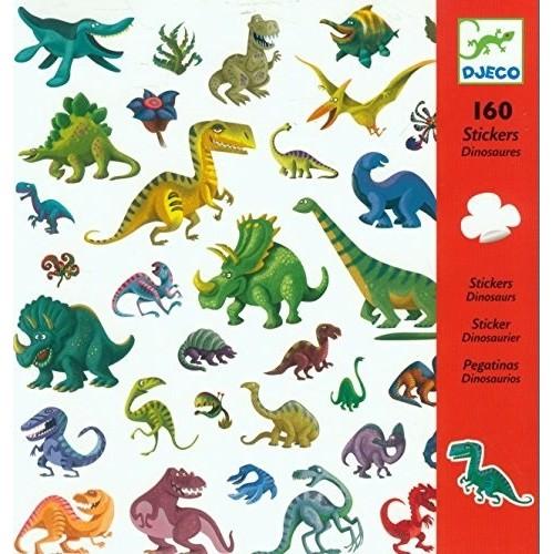 Autocolantes Dinossauros