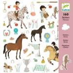 Autocolantes Cavalos