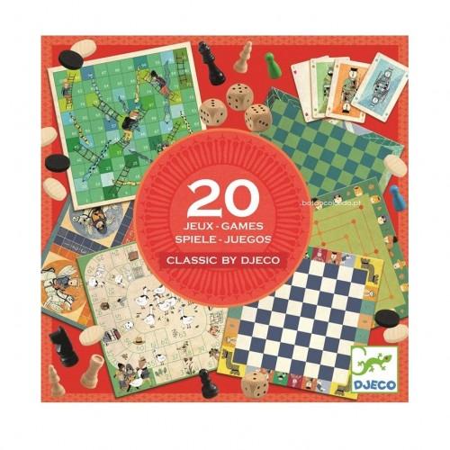 20 Jogos Clássicos